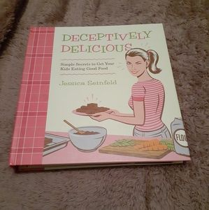 Deceptively Delicious Cookbook